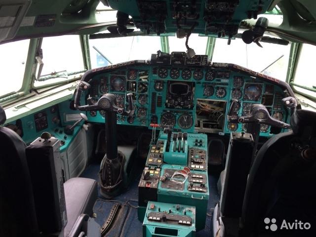 ВПерми выставили на реализацию кабину самолета заполмиллиона руб.