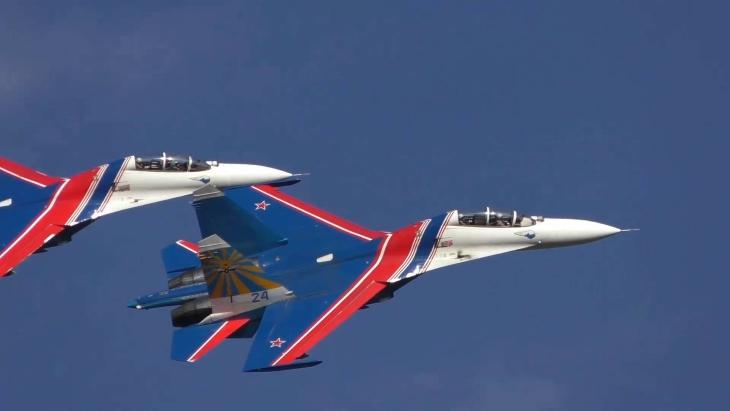 «Русские Витязи» прилетят вПермь нафестиваль «Крылья Пармы»