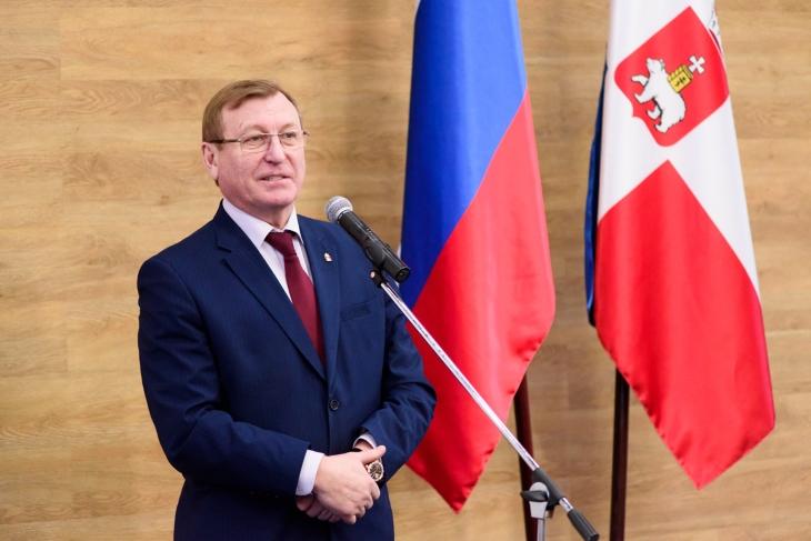 Геннадия Тушнолобова выдвинули напост председателя Контрольно-счетной палаты Прикамья