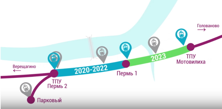 Строительство трамвайной линии на набережной начнется осенью