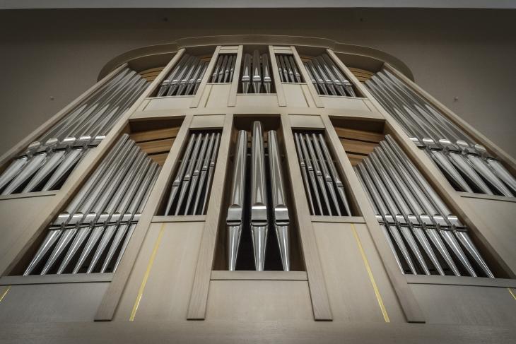 Пермская филармония запустила 3D-тур внутри органа