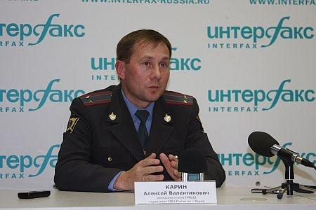 Алексей Карин стал главой УГИБДД поПермскому краю