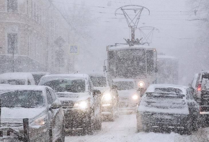 Граждан края ожидает холодная иснежная неделя